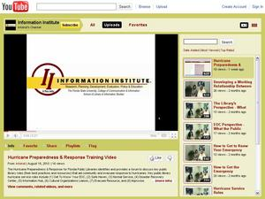 Information Institute YouTube Image